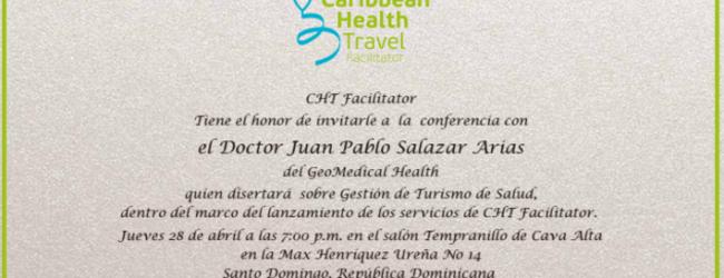 Conferencia Gestión de Turismo de Salud