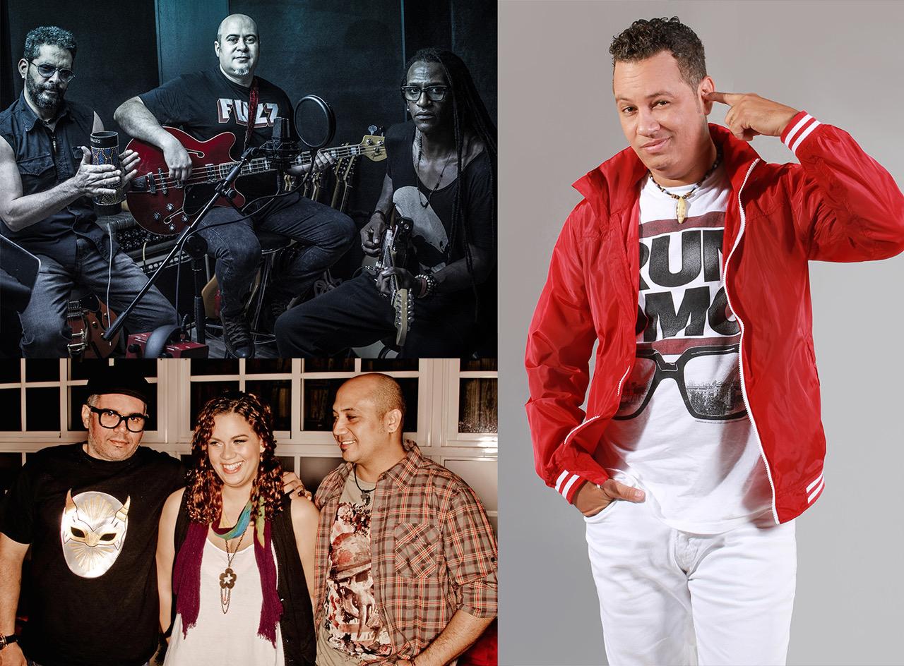 Mañana Martes 11, Rueda de Prensa concierto Rock N' Pop.- 7PM Hard Rock Café.