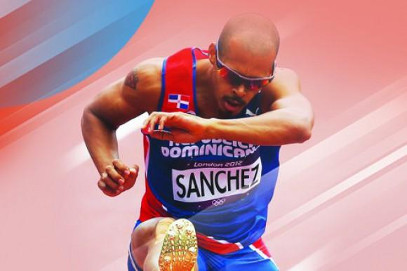 Kennedy Vargas libro Atletismo Dominicano