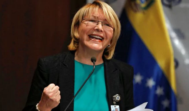 Fiscales ofrecen apoyo a Fiscal venezolana