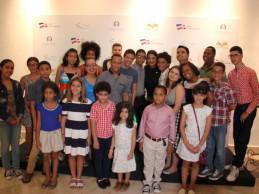 DGCINE encuentro con el niño actor Jaden Michael