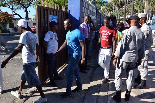 Haití trata frenar deportación masiva nacionales