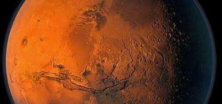 """Marte """"menos habitable"""""""