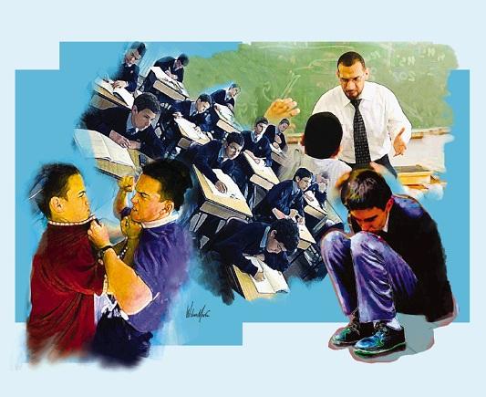 Profesores no capacitados para manejar violencia centros