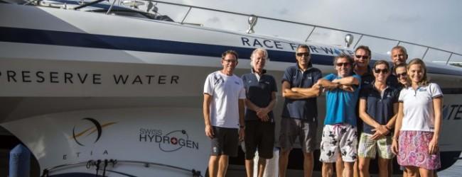 Barco hidrógeno-solar