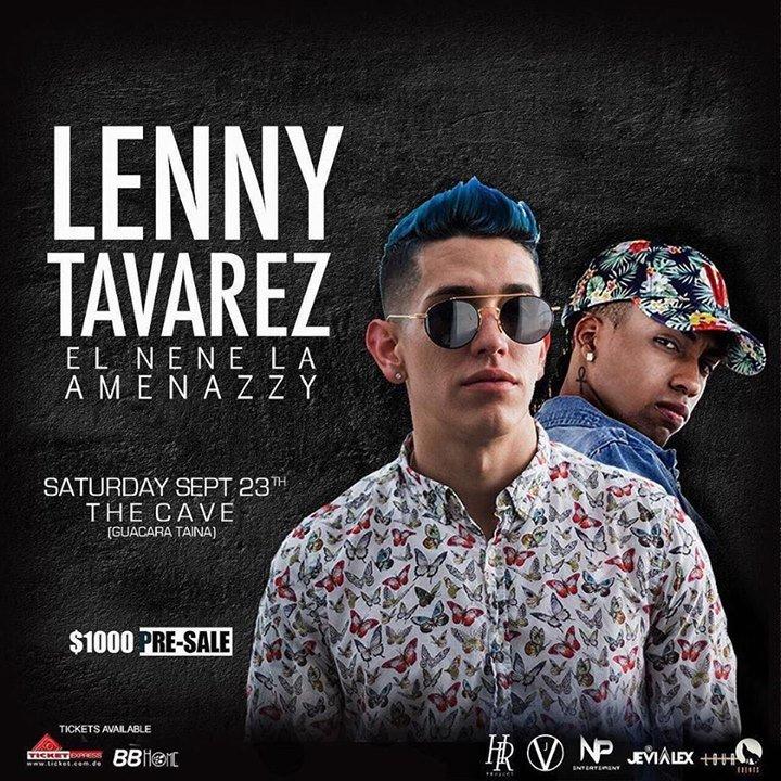 Lenny Tavárez & El Nene La Amenazzy