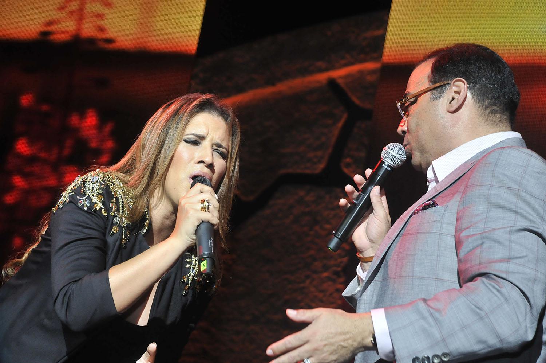 Nathalie Hazim abre conciertos Gilberto Santa Rosa y lanza video de nuevo tema