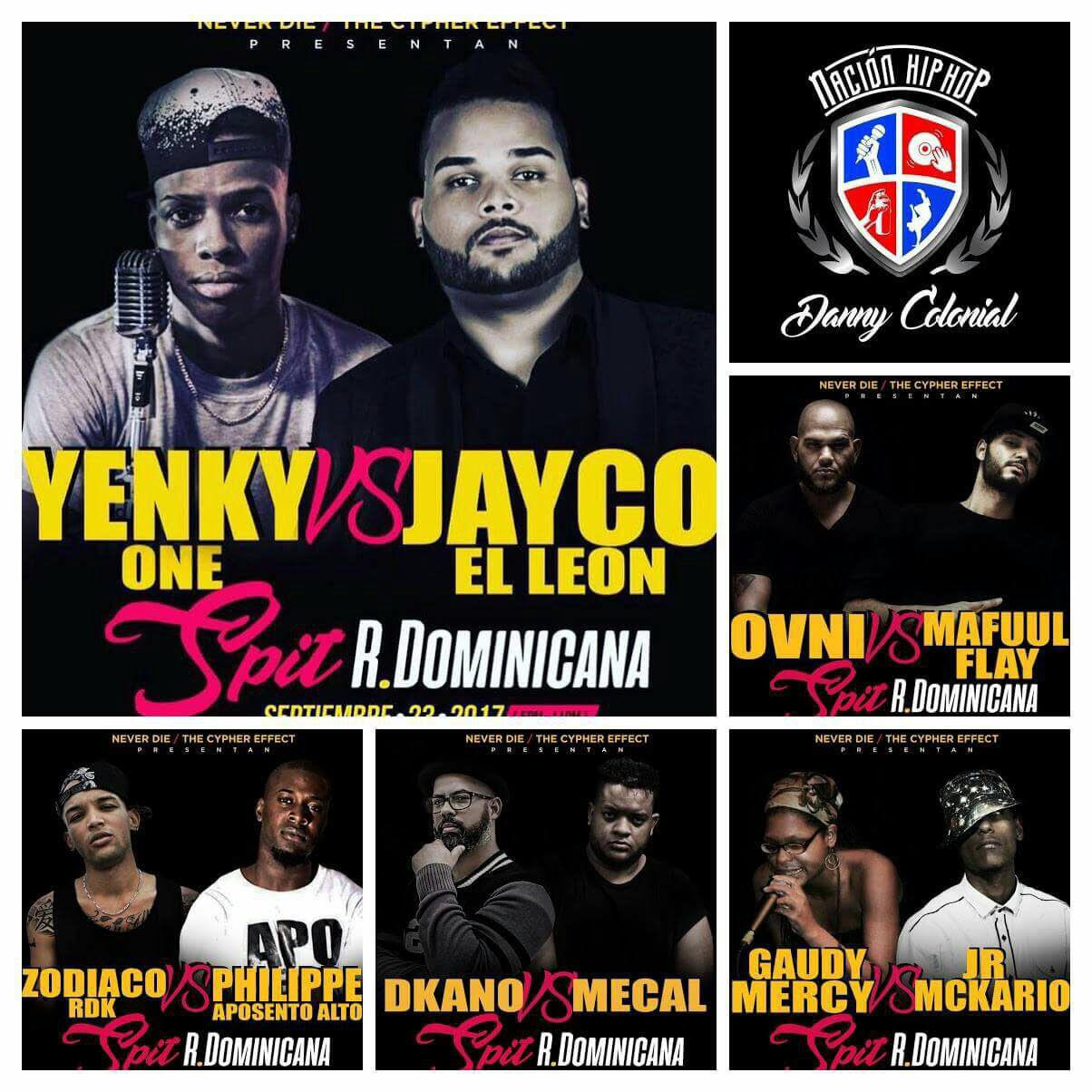 Spit R.Dominicana