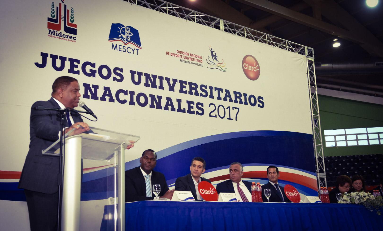 UTESA pasa a comandar Juegos Universitarios