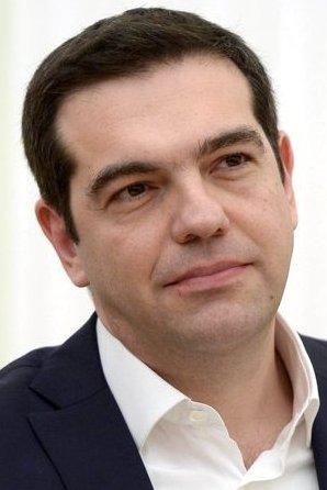 Alexis Tsipras, de 40 años