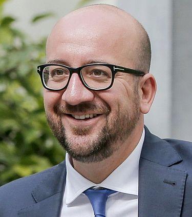 Charles Michel primer ministro Bélgica