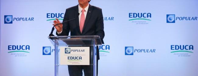 Educa y el Popular anuncian Congreso