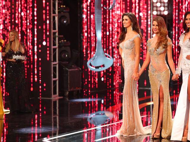Miss Peru sacude la TV denuncia del feminicidio