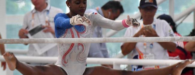 Yamilet logra oro y plata en los Juegos Bolivarianos