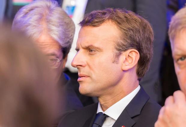 Emmanuel Macron, de 39 años