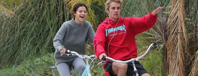 Justin y Selena sí regresaron