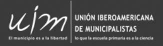 Curso Internacional: Análisis del territorio y planificación estratégica