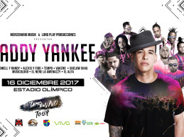 "Daddy Yankee – ""Tamo En Vivo Tour"""