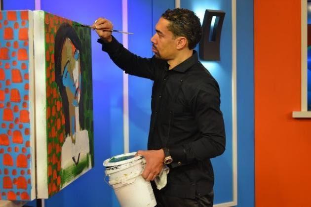 Oscar Abreu impartirá clase de pintura