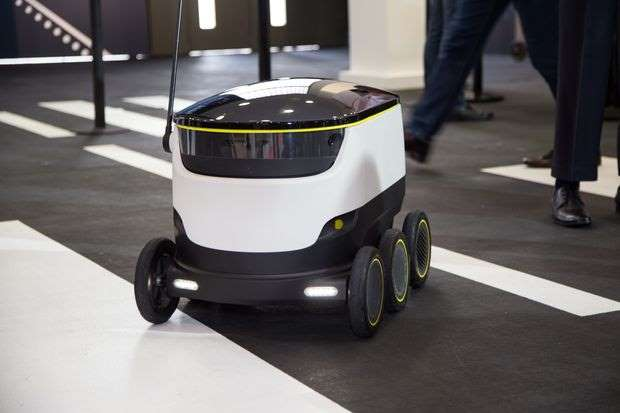 San Francisco regula la libertad de los robots de entregas