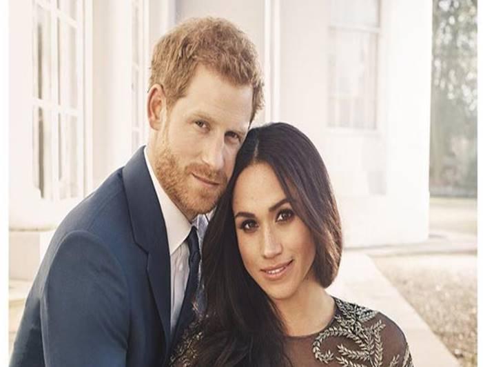 Príncipe Harry y Meghan Markle, su primera foto oficial
