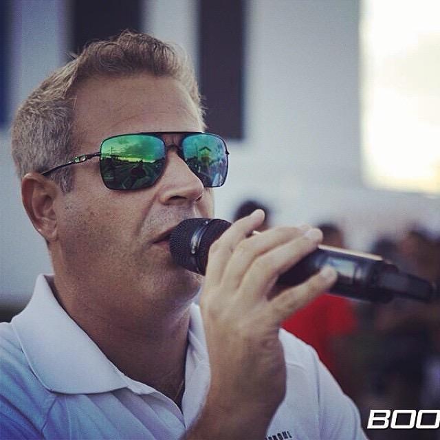 Alfredo Nin, narrará en Costa Rica, Guatemala y Panamá