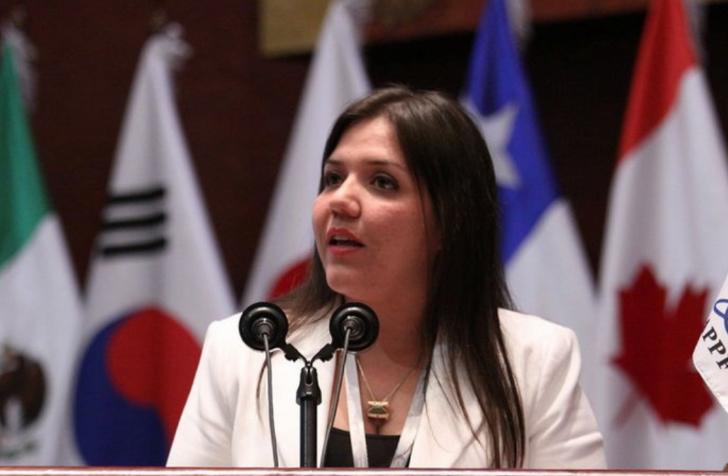 Asamblea elige nueva vicepresidenta en Ecuador