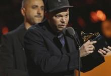 Residente, Shakira y Blades ganan premios Grammy