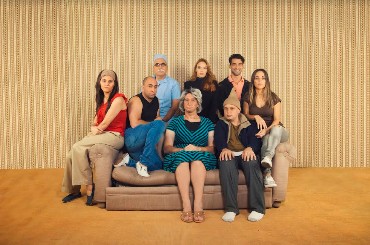 "Karina Larrauri obra ""Secretos de Familia"""