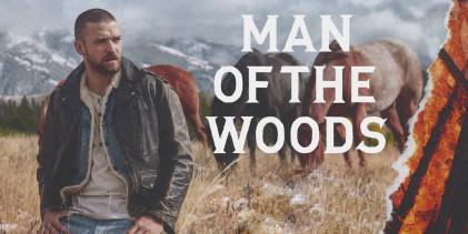 "Justin Timberlake presenta  ""Man of the Woods"""
