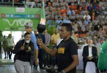 Inician Juegos Militares: Una fiesta deportiva fraterna entre las Fuerzas Armadas y la Policía Nacional
