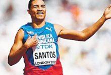 Juander Santos se clasifica para el mundial bajo techo