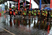 """Lluvias """"aguaron"""" el Desfile Carnaval de SD; Santiago cerró con éxito"""