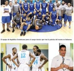 RD vs Bahamas chocan hoy juego clasificatorio