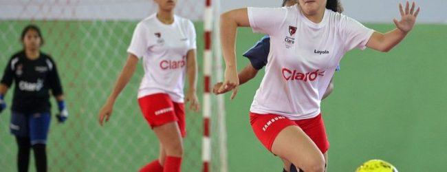 Torneo de Futsal femenino cala en todos los colegios