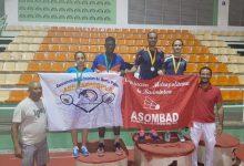 Bayaguana es el campeón torneo nacional bádminton