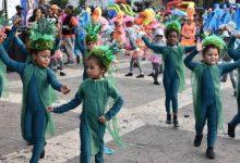 """Comparsa """"Bajo el mar"""" del Distrito Nacional gana Premio Nacional del Carnaval Infantil"""