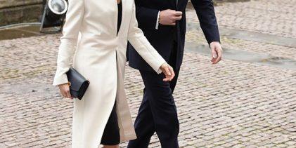 Meghan Markle sorprende a la Reina Isabel II con su look de novia