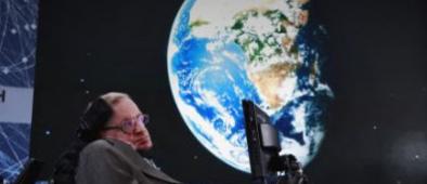 Murió el físico Stephen Hawking,