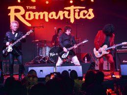 The Romantics, estremece Hard Rock Live Blue Mall