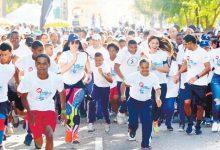 Celebran con éxito el Maratón 5k de la Solidaridad de la ADR