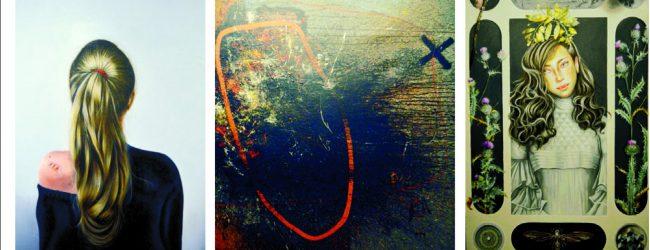Concurso de pintura promueve el talento de los jóvenes de la plástica