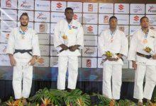 Judocas de RD ganan 4 medallas, con un oro
