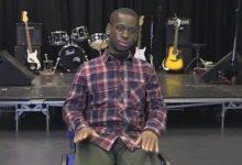 Michael Fullers, el adolescente con autismo que compone sinfonías a los 17 años
