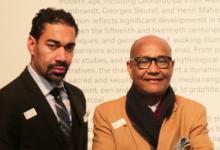 Escritor Abil Peralta presentara libro sobre Oscar Abreu en Feria del Libro 2018