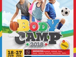 Body Shop anuncia su tradicional BodyCamp