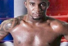 Boxeador Dominicano Carlos Adames Busca él apoya de la comunidad Dominicana para su pelea este sábado 12 de Mayo en el Madison Square Garden