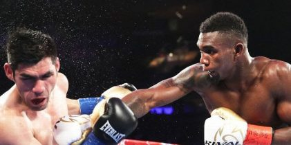 Dominicano Adames derrota a mexicano