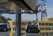 Teléferico transportará 54,000 personas al día