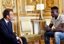 Migrante que salvó niño en París